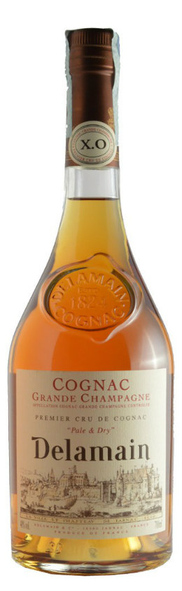 Cognac Delamain Pale and Dry XO