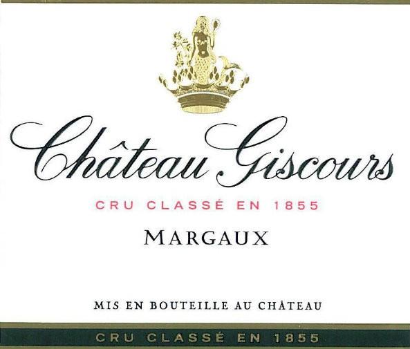 EN PRIMEUR Chateau Giscours 2016, Case of 12x75cl IB