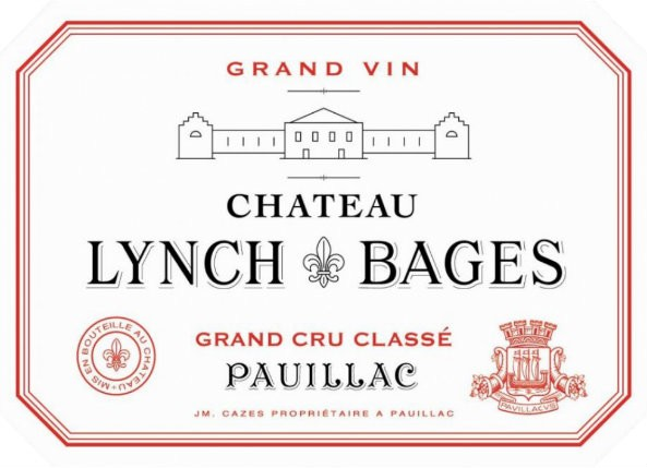NEW RELEASE En Primeur Chateau Lynch Bages 2016, Case of 12x75cl IB £POA