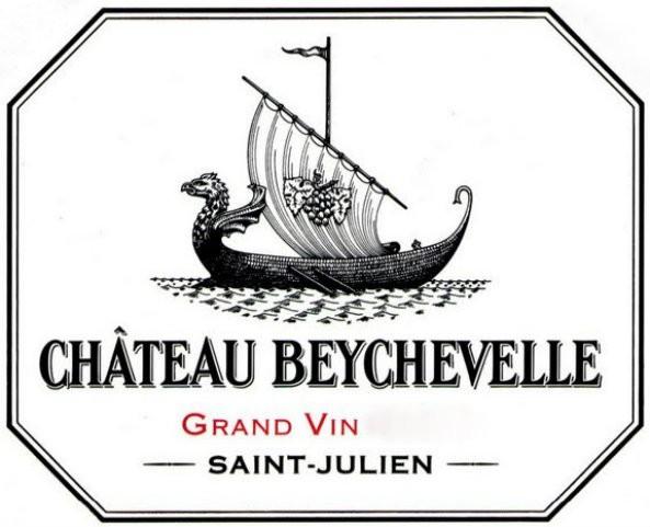En Primeur Chateau Beychevelle 2017, Case of 12x75cl IB