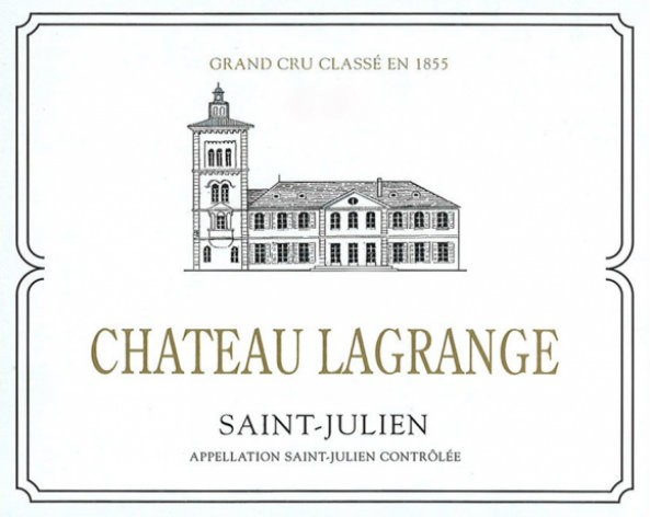 En Primeur Chateau Lagrange 2017, Case of 12x75cl IB