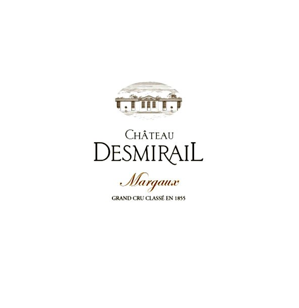 EN PRIMEUR Chateau Desmirail 2016, Case of 12x75cl IB