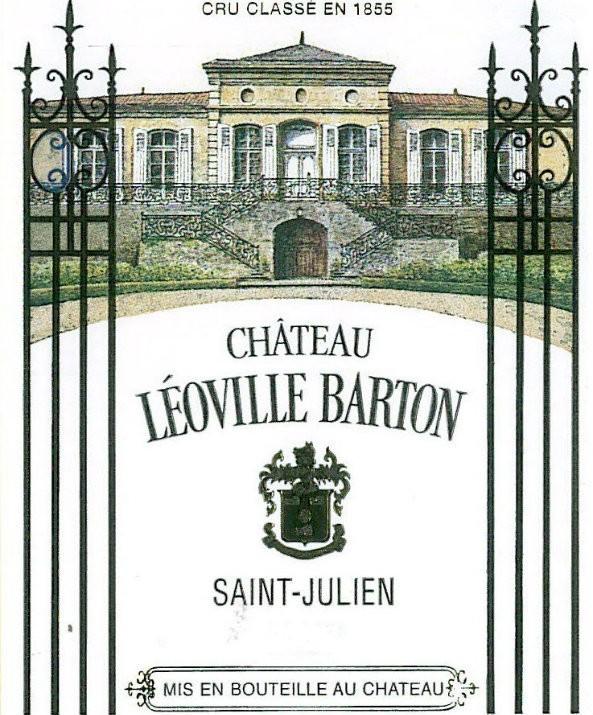 En Primeur Chateau Leoville Barton 2017, Case of 12x75cl IB