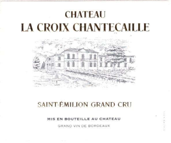 NEW RELEASE En Primeur Chateau Croix Chantecaille 2016, Case of 12x75cl IB