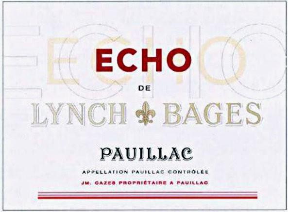 En Primeur Echo de Lynch Bages 2017, Case of 12x75cl IB On Allocation