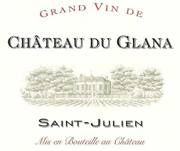 NEW RELEASE En Primeur Chateau du Glana 2016, Case of 12x75cl IB