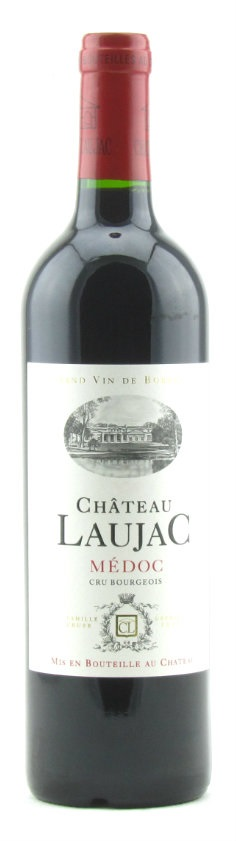 Château Laujac 2014 Medoc, Case of 6 bottles