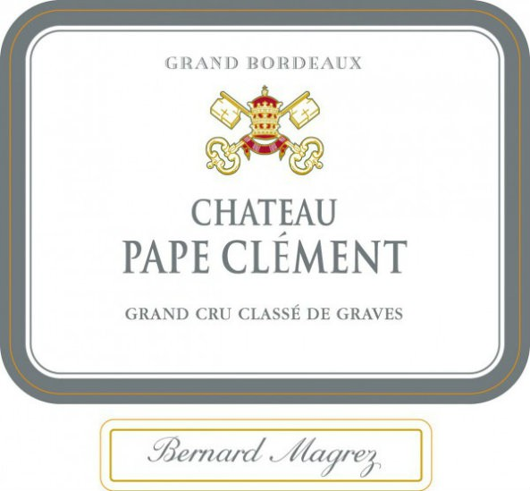 En Primeur Chateau Pape Clement 2017, Case of 6x75cl IB On Allocation