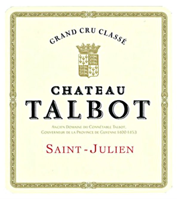 NEW RELEASE En Primeur Chateau Talbot 2017, Case of 12x75cl IB