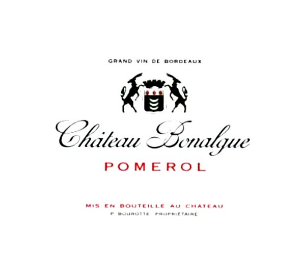 En Primeur Chateau Bonalgue 2017, Case of 12x75cl IB
