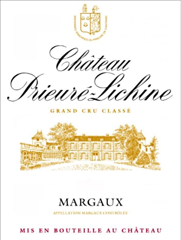 En Primeur Chateau Prieure Lichine 2017, Case of 12x75cl IB