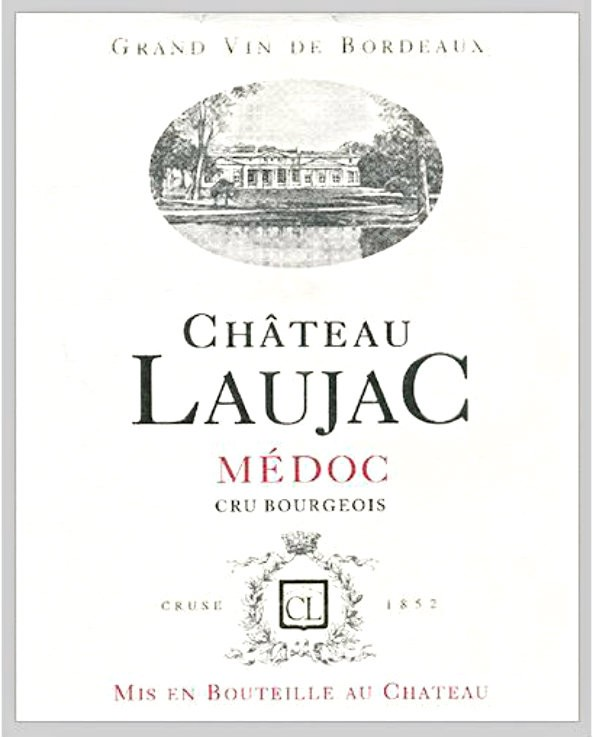 NEW RELEASE En Primeur Chateau Laujac 2016, Case of 12x75cl IB