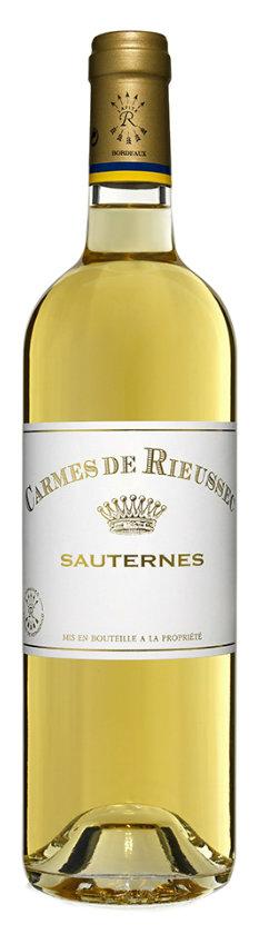 Les Carmes de Rieussec 2014, 2nd Wine of Château Rieussec Sauternes