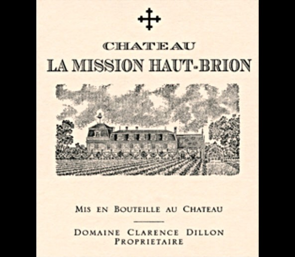 En Primeur Chateau La Mission Haut Brion 2017, Case of 12x75cl IB