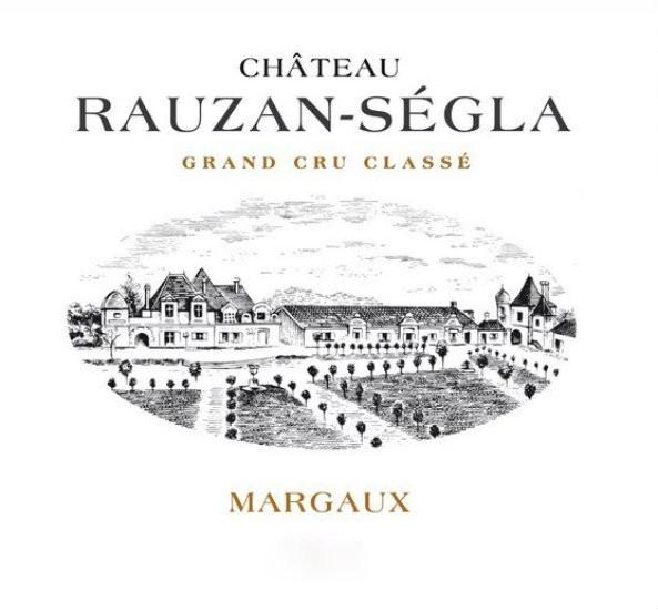 En Primeur Chateau Rauzan Segla 2017, Case of 6x75cl IB