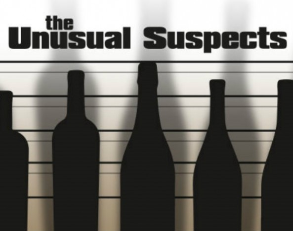 The Unusual Suspects, Mixed Case of 12 bottles