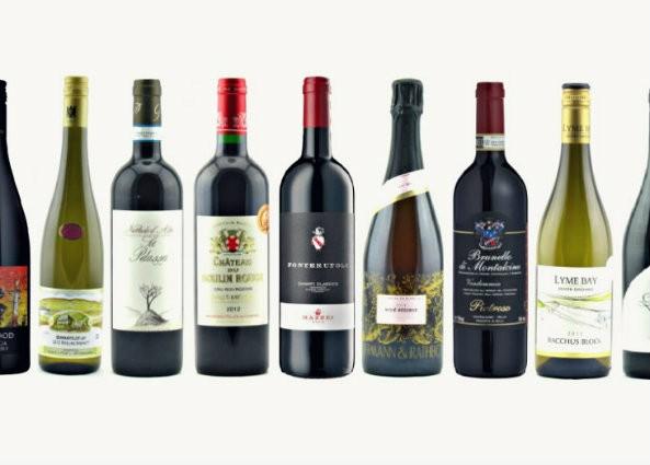 Award Winning Wine, Mixed Case of 12 bottles