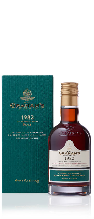 Grahams Colheita Tawny Vintage Port 1982 20cl Limited Edition