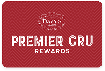 Davy's Wine Merchants rewards card